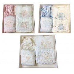 SET NEONATO 3 PZ 1841 NANCY BABY