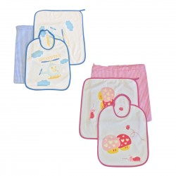 SET ASILO 3 PZ 3402 ROBY BABY