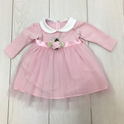 VESTINA NEONATA CL3622 MINI KISS