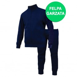 TUTA SCOLASTICA FELPA GARZATA SENZA BANDE 037GA/812GA PRM SPORTSWEAR