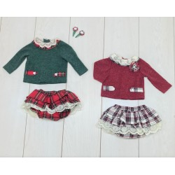 COMPLETO MINI NEONATA KK3846M KITTY KISS