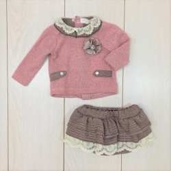 COMPLETO MINI NEONATA KK3904M KITTY KISS