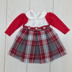 VESTINA NEONATA CL3839 MINI KISS