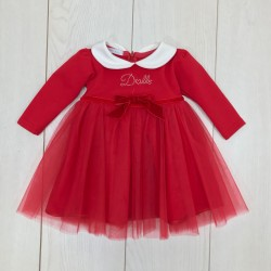 VESTINA NEONATA CL3853 MINI KISS