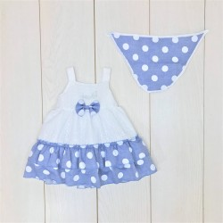 VESTINA NEONATA CL3946 MINI KISS