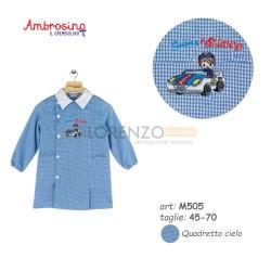 GREMBIULE ASILO MASCHIO M505 QC AMBROSINO