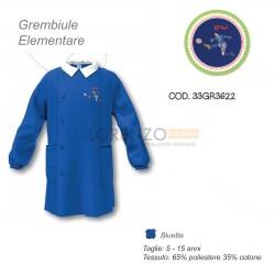 GREMBIULE ELEMENTARE MASCHIO 33GR3622 BLT SIGGI