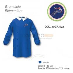 GREMBIULE ELEMENTARE MASCHIO 33GR3623 BLT SIGGI