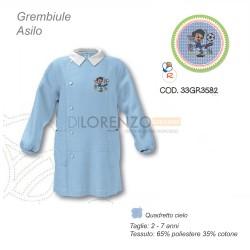 GREMBIULE ASILO MASCHIO 33GR3582 QC SIGGI