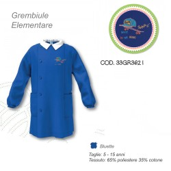 GREMBIULE ELEMENTARE MASCHIO 33GR3621 BLT SIGGI