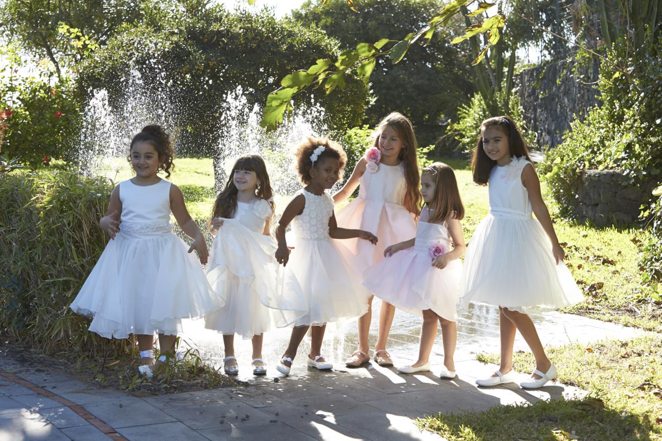 abiti da cerimonia bambini