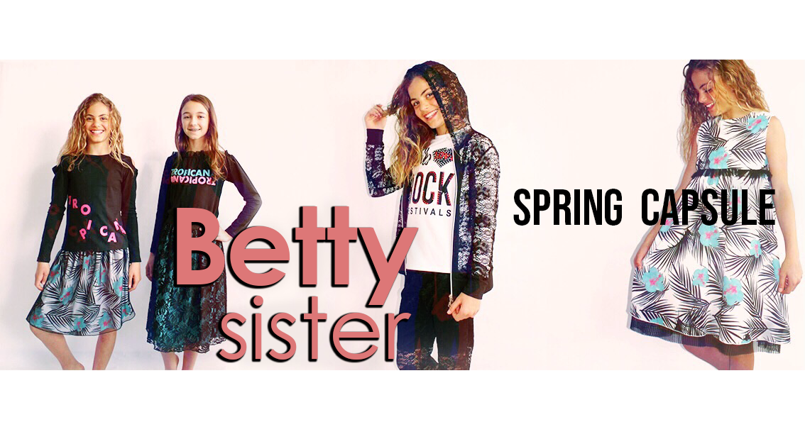 BETTY SISTER - SPRING SUMMER 2019