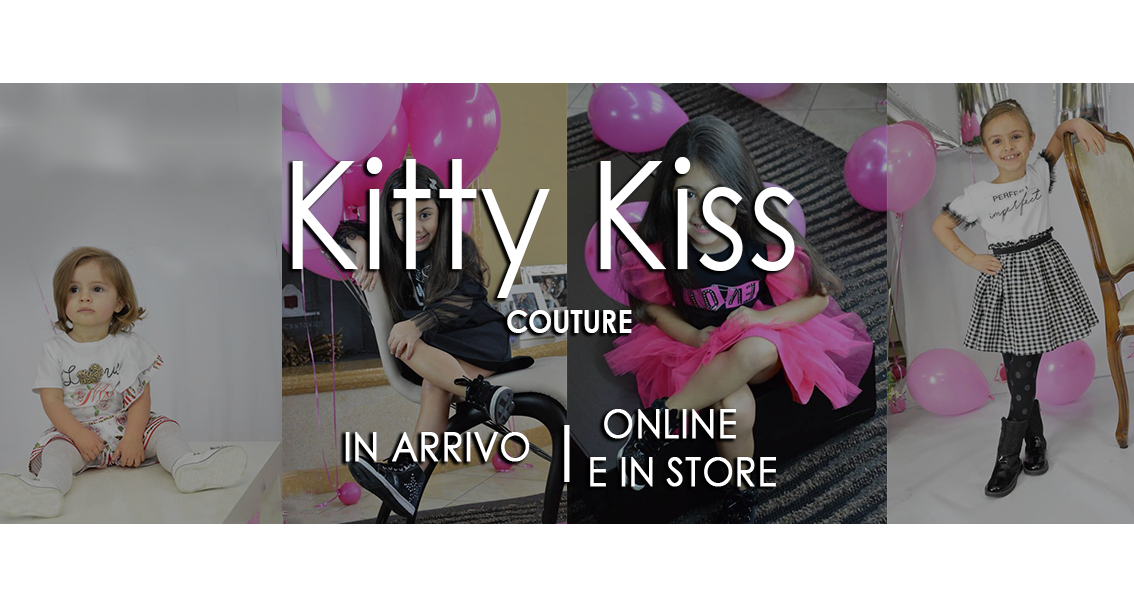 KITTY KISS / SPRING SUMMER 2019